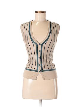 Karen Walker Silk Cardigan Size 4