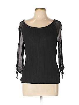 Gant 3/4 Sleeve Silk Top Size 12