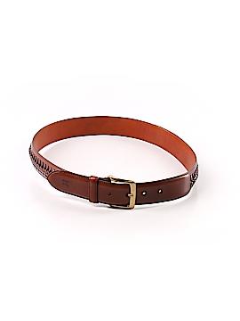 Giorgio Armani Leather Belt Size S