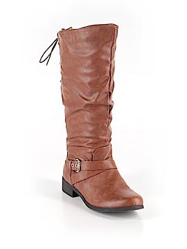 XOXO Boots Size 7 1/2