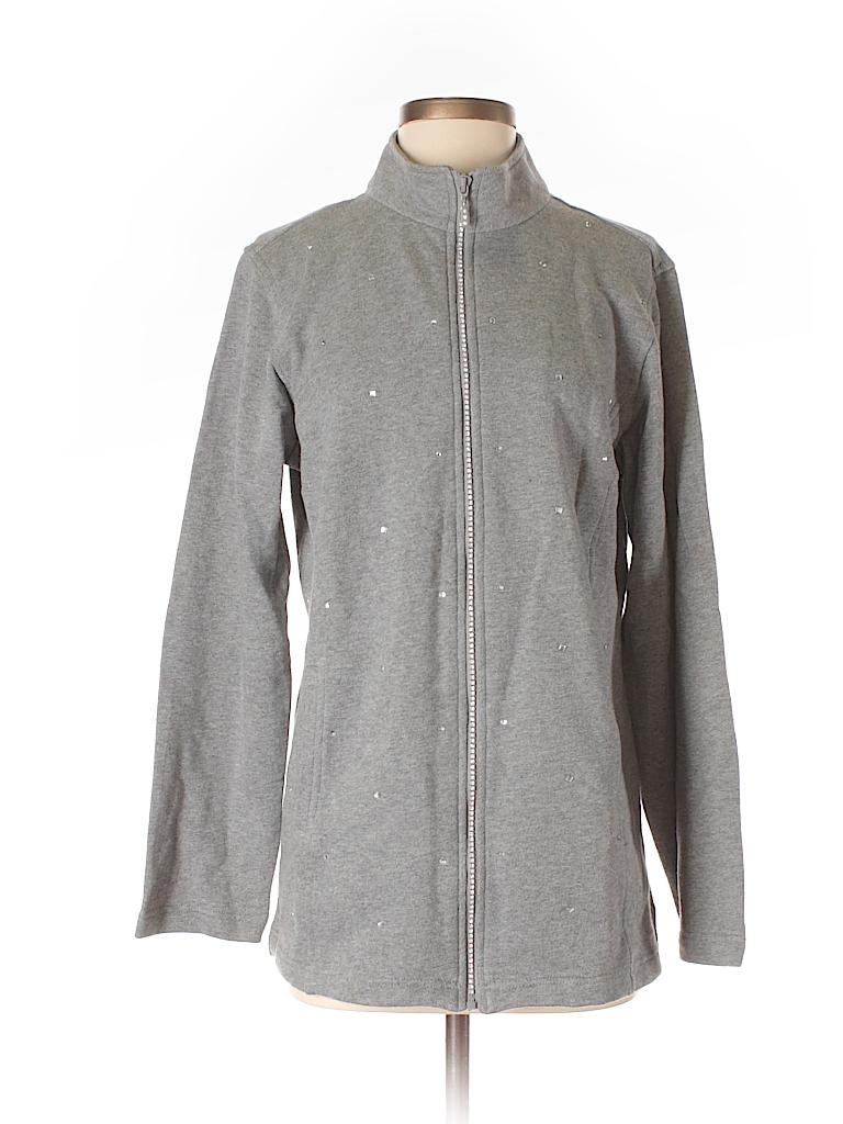 Quacker Factory Women Jacket Size M