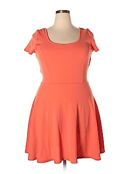 Libian Casual Dress Size 1X (Plus)