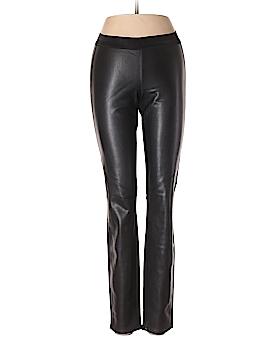 Paige Faux Leather Pants Size S