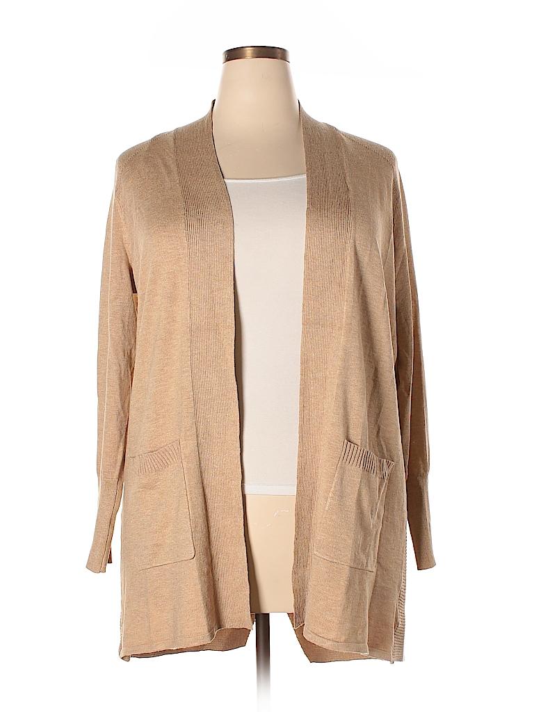 Lane Bryant Outlet Women Cardigan Size 14 - 16 Plus (Plus)