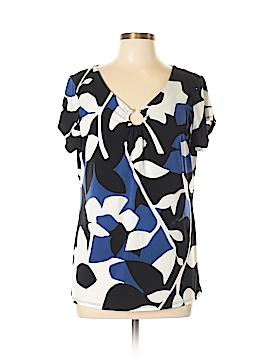 Josephine Chaus Short Sleeve Top Size XL