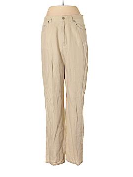Lauren by Ralph Lauren Linen Pants Size 12