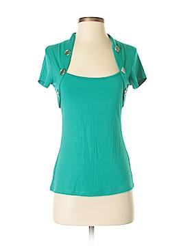 Patty Boutik Short Sleeve Top Size S