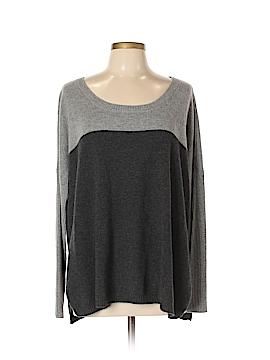 Central Park West Cashmere Pullover Sweater Size L