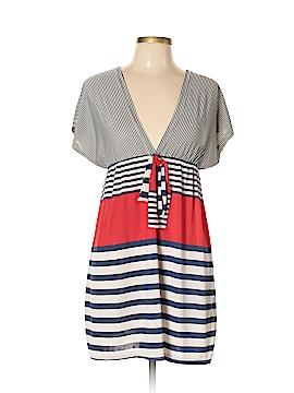 Neslay Paris Short Sleeve Top Size M