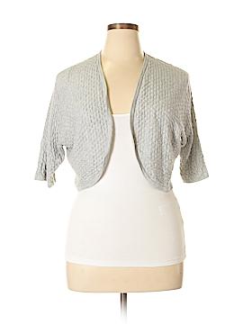 August Silk Shrug Size XL