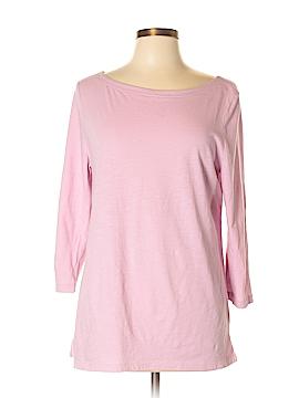 Ann Taylor LOFT Outlet 3/4 Sleeve T-Shirt Size L