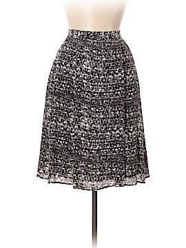 Christian Siriano Silk Skirt Size 8