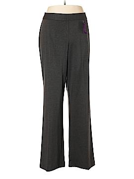 Lane Bryant Outlet Dress Pants Size 18 - 20 Tall (Plus)