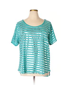 Lane Bryant Short Sleeve T-Shirt Size 18 - 20 Plus (Plus)
