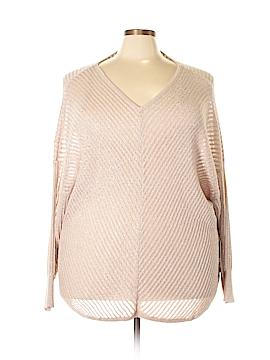 Jennifer Lopez Pullover Sweater Size 3X (Plus)