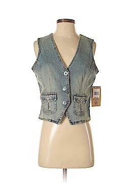 Younique Denim Vest Size M