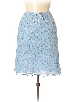 Jones New York Silk Skirt Size 12 (Petite)