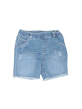 First Impressions Denim Shorts Size 18 mo