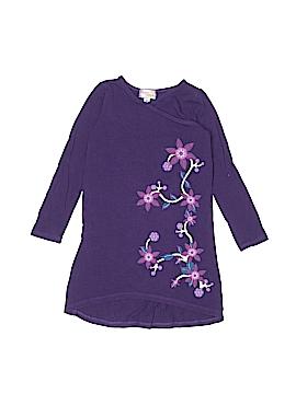 Hippo Hula Long Sleeve T-Shirt Size 3T