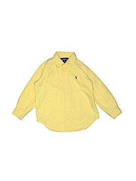 Ralph by Ralph Lauren Long Sleeve Button-Down Shirt Size 2T - 2