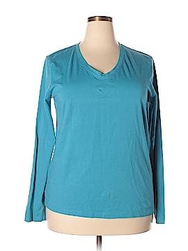 Great Northwest Long Sleeve T-Shirt Size 2X (Plus)