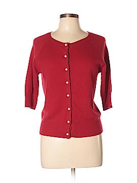 Sara Campbell Cashmere Cardigan Size XL