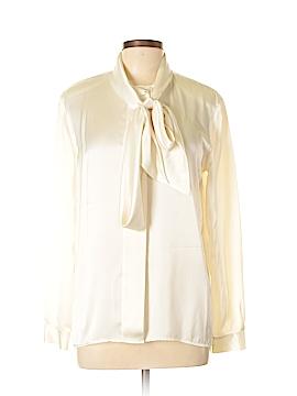 Louis Feraud Long Sleeve Blouse Size 6