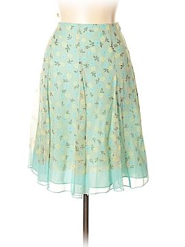 W by Worth Silk Skirt Size 12
