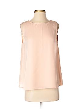 Theory Sleeveless Silk Top Size S (Petite)