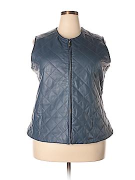 Pamela McCoy Vest Size 2X (Plus)