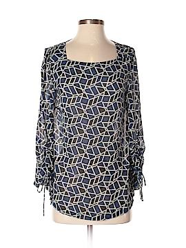 AVA Long Sleeve Blouse Size S
