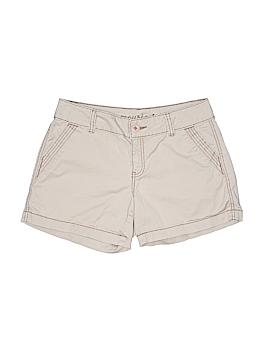 Maurices Khaki Shorts Size 6