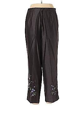 Sag Harbor Casual Pants Size 16 (Plus)