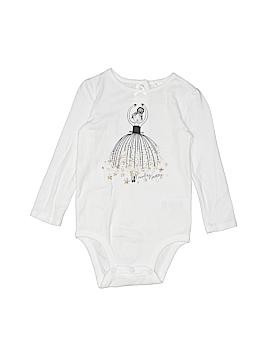 Baby B'gosh Long Sleeve Onesie Size 18 mo