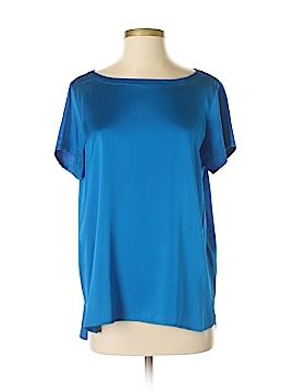 Eileen Fisher Short Sleeve Silk Top Size XS