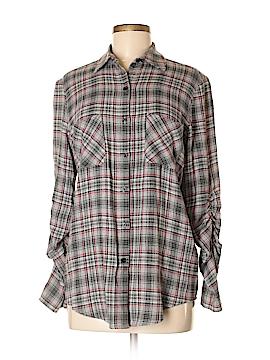 Drew Long Sleeve Blouse Size M