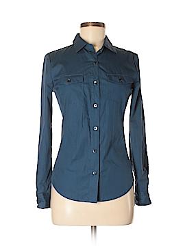C. Wonder Long Sleeve Button-Down Shirt Size 2
