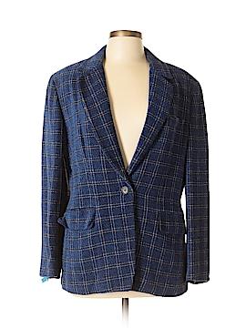 Anne Klein Wool Blazer Size 12