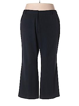 Roaman's Dress Pants Size 22 W (Plus)