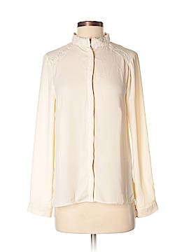 Rose & Olive Long Sleeve Blouse Size XS
