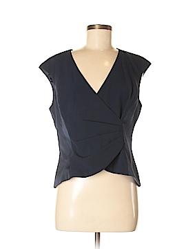 Kay Unger Short Sleeve Blouse Size 12
