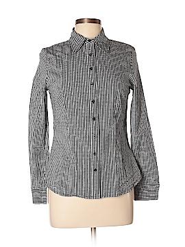 Chadwicks Long Sleeve Button-Down Shirt Size 10