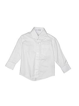 Imp Originals Long Sleeve Button-Down Shirt Size 4