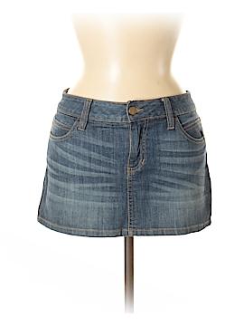 17/21 Exclusive Denim Denim Skirt Size M
