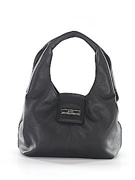 Donna Karan New York Leather Shoulder Bag One Size