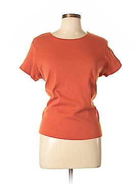 Eileen Fisher Short Sleeve T-Shirt Size L (Plus)