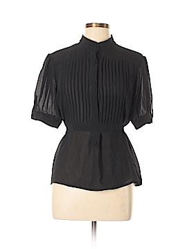 Chadwicks Short Sleeve Blouse Size 12