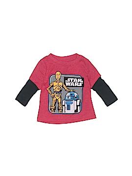 Star Wars Long Sleeve T-Shirt Size 12 mo