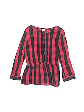 Carter's Long Sleeve Button-Down Shirt Size 6X