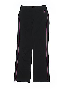 Fila Sport Active Pants Size 10/12